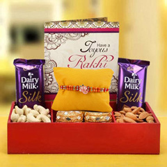 Emotional Rakhi Hamper