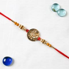 Fancy Designer Aum Rakhi