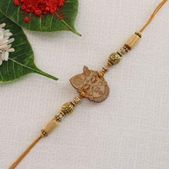 Fancy Unique Krishna Rakhi