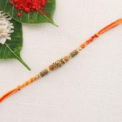 Designer Crafted Rakhi Thread