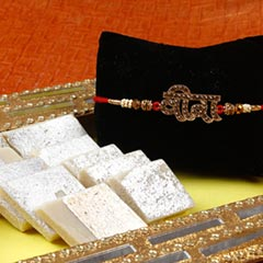 Veera Rakhi Sweet Hamper - For..