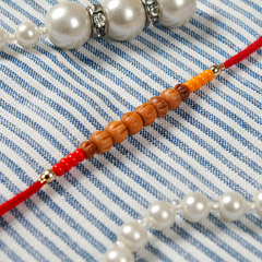 Specially Crafted Rakhi