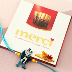 Merci Kids Rakhi Gift