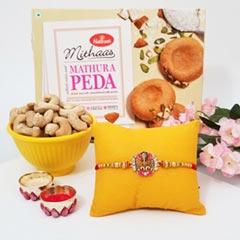 Rakhi, Almond & Peda