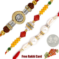 Fancy Rakhi Set of 3